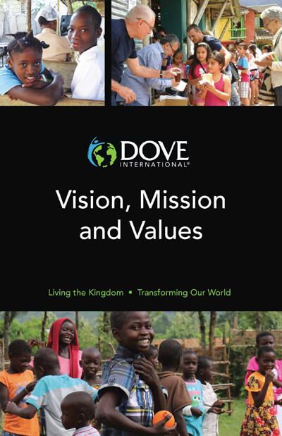 Values brochure 2016 cover