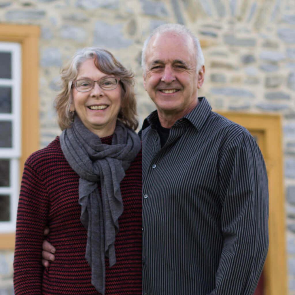 Ron & Bonnie Myer